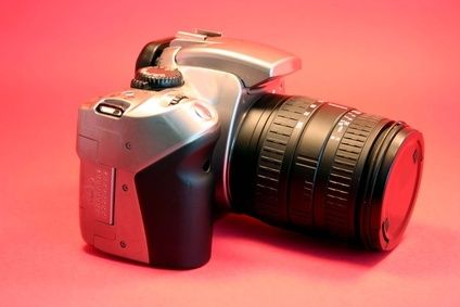 Taking Care of Your New DSLR Camera