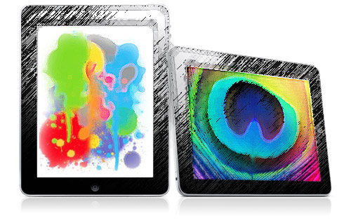 iPad 4 Apps for Artists