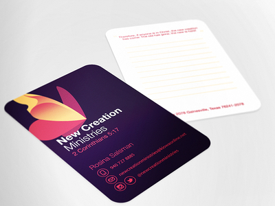 20 creative psd business card design inspiration edesign tuts this design has a combination of pink navy and yellow the card colors fade in the end and are darker on the sides therefore making it creative colourmoves Choice Image