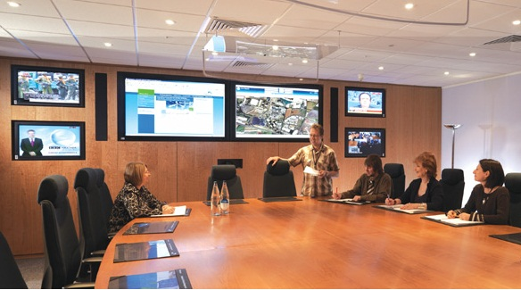 Audio-visual Conferencing