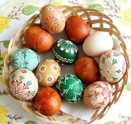 eggshell creativity