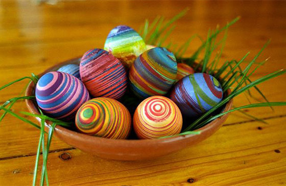 cretivity eggshell