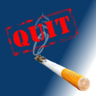 quitted smoking